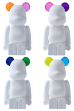 BE@RBRICK AROMA ORNAMENT No.0 COLOR W-DOUBLE-