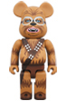 BE@RBRICK CHEWBACCA(TM) (Han Solo Ver.) 400%